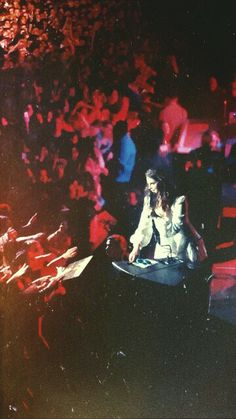 Lana Del Rey in Nashville  #LDR