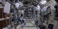 Conheça o interior da Estação Espacial Internacional em um vídeo completo - http://www.showmetech.com.br/conheca-o-interior-da-estacao-espacial-internacional-em-um-video-completo/