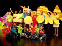 come on and ZOOM #90s