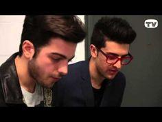 Short Italian language promo for SanRemo
