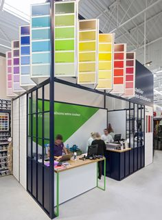 91 Best Office Depot Visual Images Retail Design Store