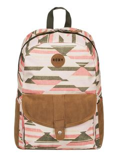 roxy, Caribbean Backpack, DESERT POINT GEO COMBO PALE PE (ndf6)
