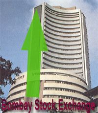 The Indian bourses jump northward since morning trade after recovering from Wednesday's more than 2% slump when the Reserve bank of India - India's master bank Wednesday evening announced to provide dollars directly to oil marketing companies (OMCs).