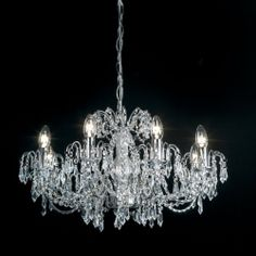 My dream house will so totally have some chandaliers.
