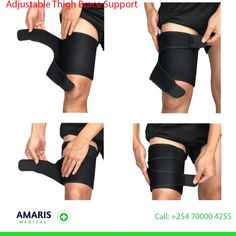 Rehabilitation equipment is used to support recovery and assist in daily living activities for those affected by injuries, age-related issues, and disabilities. Amaris Medical Solutions offers you a wide range of rehabilitation equipment which are designed and aimed at making your day to day life easier and more comfortable. The photos showcase some of the rehabilitation equipment offered. Leg Compression, Compression Sleeves, Elbow Support, Braces, Thighs, Health And Beauty, Medical, Legs, Things To Sell