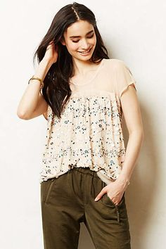 Anthropologie - Ittar Beaded Tee