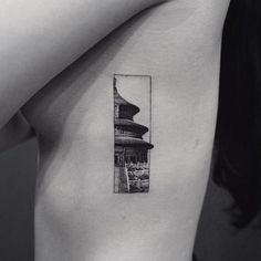 35 of the Best Architecture Tattoos or How To Have Your World oben angeführtSleeve illustrative Baukunst Tätowierung © Cold Grey Tattoo 💕💕💕 Time Tattoos, Body Art Tattoos, Sleeve Tattoos, Tatto Ink, Grey Tattoo, Small Forearm Tattoos, Small Tattoos, Unique Tattoos, Cool Tattoos