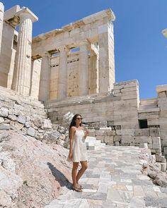 All Posts • Instagram Mykonos, Santorini, Caila Quinn, World Traveler, Ancient History, Athens, Places, Islands, Posts