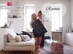 Avec Sofié blog / my roomie @Char and the city #Home #Interior #white