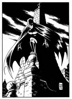 Batman - Brian Hurtt