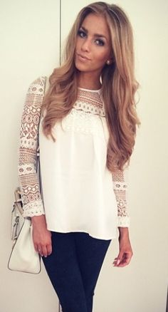 Love this blouse