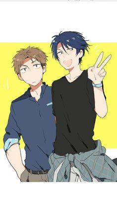 Hori-san & Kirishima