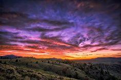 Laramie sky