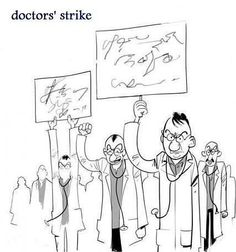 Seattle doctors are on strike over workplace discrimination against doctors with Dysgraphia. Physicians here have ignited a grassroots confrontation with the Washington State Medical Quality Assurance Commissions, who claim that doctors have to learn & practice handwriting before being able to clearly express prescriptions on paper to pharmacies. Dysgraphia can be addressed by treating underlying shortcomings which include: Poor motor skills & poor visual perception, pomposity and savantism.