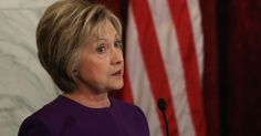 AUDIO: BITTER HILLARY BLAMES FBI, PUTIN FOR ELECTION LOSS Even MSNBC pundits call Clinton a sore loser