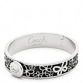 New Coach bracelets. Yes, please!