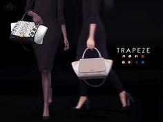 Handbag - TRAPEZE (Céline Trapeze) - 8... | Starlord Sims
