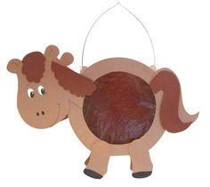 Laterne Pferd, ca. 35 x 26 cm, 6 Stück zum selber basteln finden Sie auf unserem Online Shop unter https://www.prell-versand.de/Laternen-Bastelset-Pferd-6-Stueck-vorgestanzt