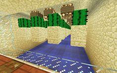 Vollautomatische Kaktus-Farm