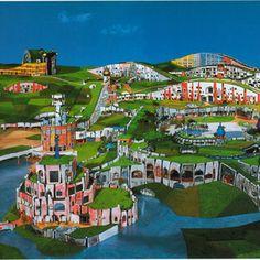 hundertwasser buildings - Google Search