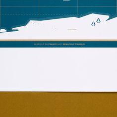 Image of Carte du monde des aventuriers - Bleu canard