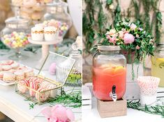 Spring Decor Ideas - Gorgeous Ideas for Your Spring Table - Boho Chic Spring Table by Home Stories A to Z Outdoor Table Settings, Outdoor Tables, Spring Home Decor, Cute Home Decor, Home Decor Trends, Home Decor Styles, Rustic Tabletop, Faux Olive Tree, Eclectic Decor