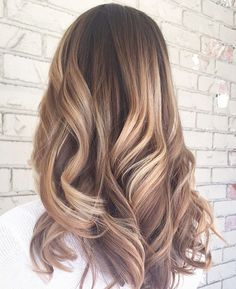 72 Brunette Hair Color Ideas in 2019 Hair Highlights, Color Highlights, Cool Hair Color, Brunette Hair, Fall Hair, Gorgeous Hair, Balayage Hair, Dyed Hair, Hair Inspiration