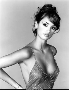 Penelope Cruz... (The Most Beautiful Human I Have Ever Seen In Person. She Was…