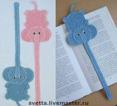 It is a website for handmade creations,with free patterns for croshet and knitting , in many techniques & designs. Crochet Bookmark Pattern, Crochet Bookmarks, Crochet Books, Crochet Gifts, Crochet Motif, Crochet Flowers, Crochet Baby, Free Crochet, Knit Crochet