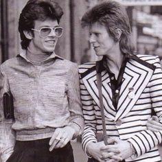 david & freddie burretti. 1973