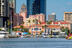 Downtown St. Pete!! This is my FB cover photo.