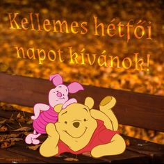 Kellemes hétfői napot! Share Pictures, Animated Gifs, About Me Blog, Good Morning, Minnie Mouse, Disney Characters, Fictional Characters, Humor, Buen Dia