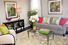 Copyright - Model Home Interiors