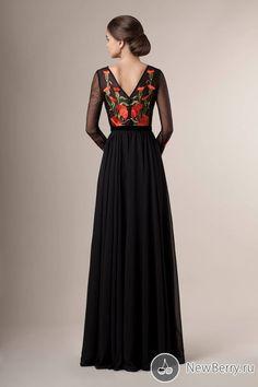 Коллекция вечерних платьев O'Blanc Resort 2016