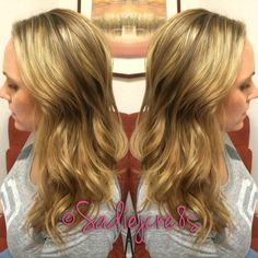 Honey blonde by #sadiejcre8s