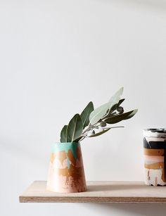 Eco Resin Vases by Capra Designs - Design Milk