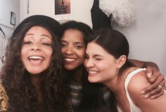 So sad I'll never see them perform as the Schuyler sisters. <3