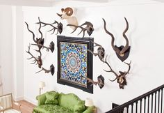 Antlers Design Ideas, Pictures, Remodel, and Decor - page 23