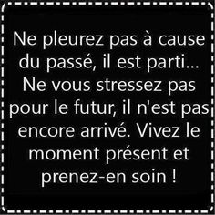 but words, words, words! French Words, French Quotes, The Words, Positive Mind, Positive Attitude, French Expressions, Quote Citation, Learn French, Positive Affirmations