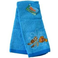 Disney Pixar Finding Nemo Bath Accessory   Embroidered Hand... Review At  Kaboodle