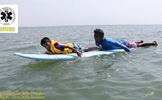 Bay of Life, Surf school