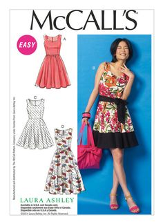 Dresses | Page 5 | McCall's Patterns