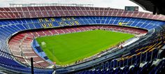 FC Barcelona plans for global domination Camp Nou, Soccer Stadium, Football Stadiums, Fc Barcelona, The Number 4, Liverpool Players, World's Biggest, Lionel Messi, Baseball Field
