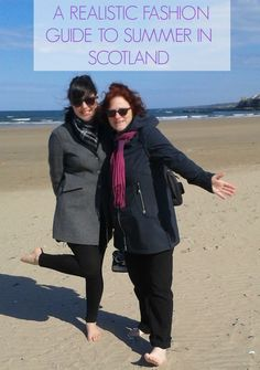 Finally - realistic advice on packing for summer in Scotland! Hurrah!!