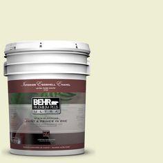BEHR Premium Plus Ultra 5-gal. #410A-1 Monet Moonrise Eggshell Enamel Interior Paint