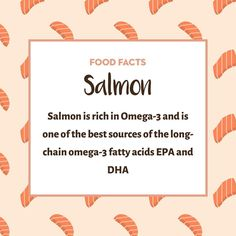 Eat your fatty fish people! Fun Fact Friday, Fatty Fish, Food Facts, Salmon, Avocado, Eggs, Keto, Place Card Holders, People