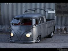 vw type 2 hot rod - Google Search
