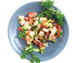 ceviche - basic whitefish recipe