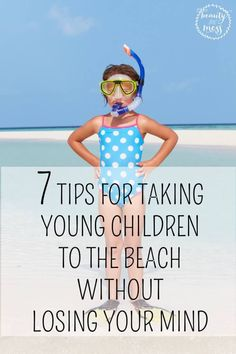 Beach trips are supposed to be fun and relaxing, right? But with kids, things can get chaotic quickly. Check out these 7 tips for taking young children to the beach without losing your mind. Best Family Vacation Spots, Best Island Vacation, Family Vacation Destinations, Vacation Ideas, Travel Destinations, Vacation Memories, Family Vacations, Vacation Rentals, Tonga