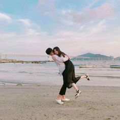Find images and videos about love, couple and korean on We Heart It - the app to get lost in what you love. Cute Couples Goals, Couples In Love, Romantic Couples, Couple Goals, Cute Relationship Goals, Cute Relationships, Cute Couple Pictures, Couple Photos, Parejas Goals Tumblr